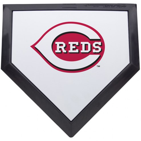 Cincinnati Reds Schutt MLB Mini Home Plate