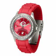 Cincinnati Reds Sparkle Women's Watch