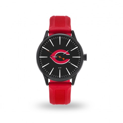 Cincinnati Reds Sparo Men's Cheer Watch