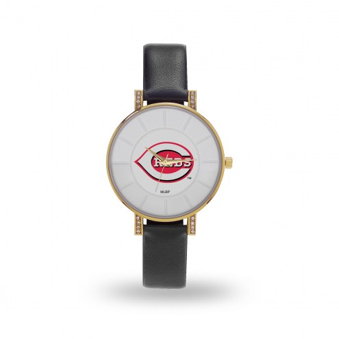 Cincinnati Reds Sparo Women's Lunar Watch