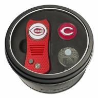 Cincinnati Reds Switchfix Golf Divot Tool, Hat Clip, & Ball Marker