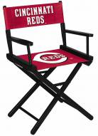 Cincinnati Reds Table Height Director's Chair