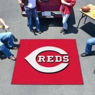 Cincinnati Reds Tailgate Mat
