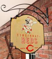 Cincinnati Reds Tavern Sign