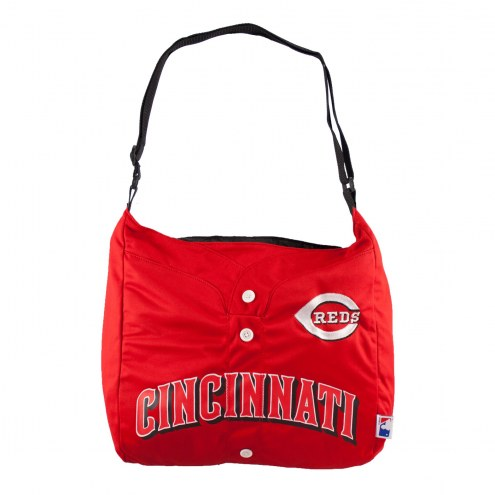 Cincinnati Reds Team Jersey Tote
