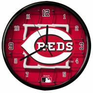 Cincinnati Reds Team Net Clock