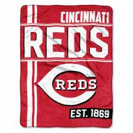 Cincinnati Reds Walk Off Throw Blanket