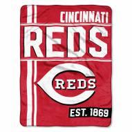 Cincinnati Reds Walk Off Throw Blanket
