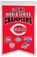 Cincinnati Reds Champs Banner