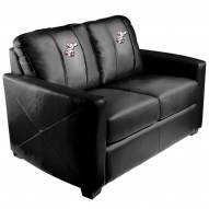 Cincinnati Reds XZipit Silver Loveseat with Secondary Logo