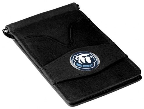 Citadel Bulldogs Black Player's Wallet