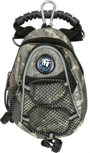 Citadel Bulldogs Camo Mini Day Pack