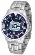 Citadel Bulldogs Competitor Steel AnoChrome Color Bezel Men's Watch