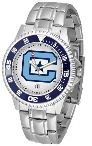 Citadel Bulldogs Competitor Steel Men's Watch