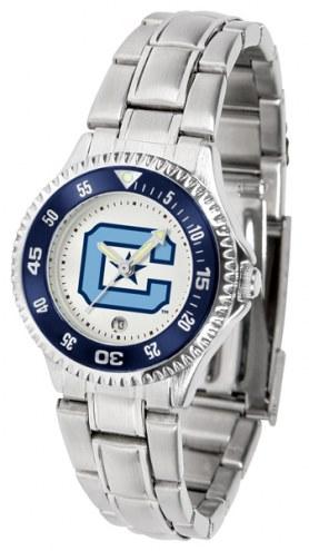 Citadel Bulldogs Competitor Steel Women's Watch