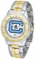 Citadel Bulldogs Competitor Two-Tone Men's Watch