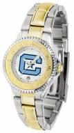 Citadel Bulldogs Competitor Two-Tone Women's Watch
