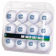 Citadel Bulldogs Dozen Golf Balls