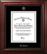 Citadel Bulldogs Executive Diploma Frame