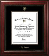 Citadel Bulldogs Executive Diploma Frame