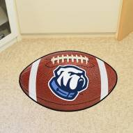 Citadel Bulldogs Football Floor Mat