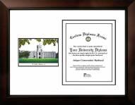 Citadel Bulldogs Legacy Scholar Diploma Frame