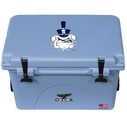 Citadel Bulldogs ORCA 40 Quart Cooler