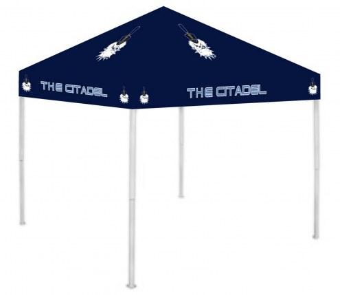 Citadel Bulldogs 9' x 9' Tailgating Canopy