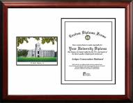 Citadel Bulldogs Scholar Diploma Frame