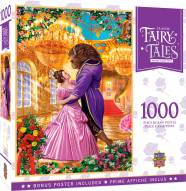 Classic Fairy Tales Beauty and the Beast 1000 Piece Puzzle