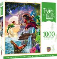 Classic Fairy Tales Peter Pan 1000 Piece Puzzle