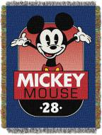 Classic Mickey Throw Blanket