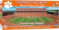 Clemson Tigers 1000 Piece Panoramic Puzzle