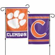 "Clemson Tigers 11"" x 15"" Garden Flag"