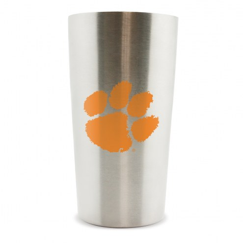 Clemson Tigers 14 oz. Stainless Steel Thermo Cup