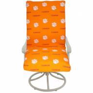 Clemson Tigers 2 Piece Chair Cushion