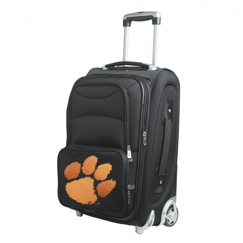 """Clemson Tigers 21"""" Carry-On Luggage"""