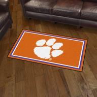 Clemson Tigers 3' x 5' Area Rug