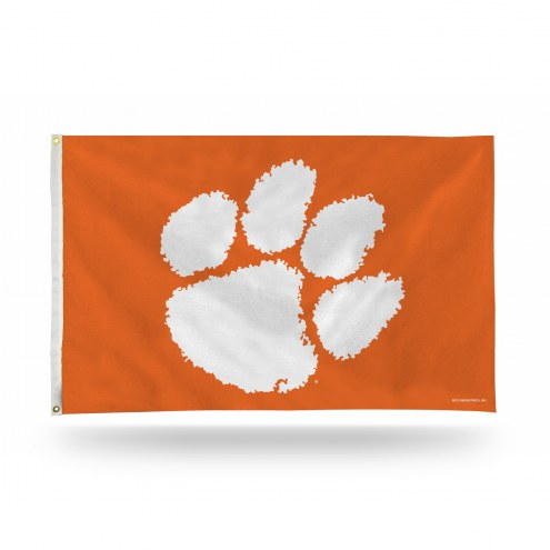 Clemson Tigers 3' x 5' Banner Flag