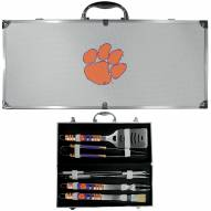 Clemson Tigers 8 Piece Tailgater BBQ Set