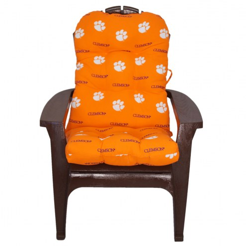 Clemson Tigers Adirondack Chair Cushion