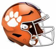 Clemson Tigers Authentic Helmet Cutout Sign