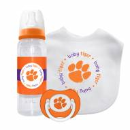 Clemson Tigers Baby Gift Set