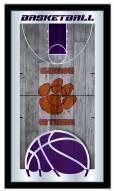 Clemson Tigers Basketball Mirror