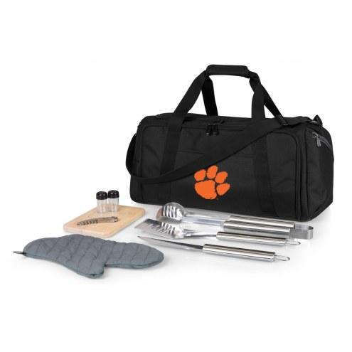 Clemson Tigers BBQ Kit Cooler