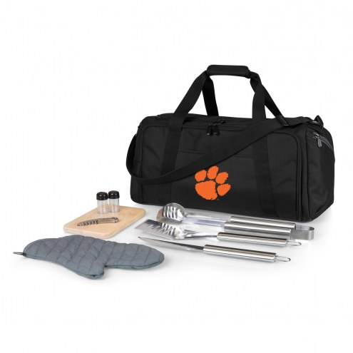 Clemson Tigers BBQ Kit Cooler