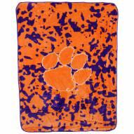 Clemson Tigers Bedspread