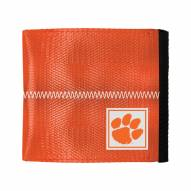 Clemson Tigers Belted BiFold Wallet