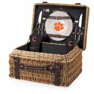 Clemson Tigers Black Champion Picnic Basket