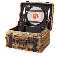 Clemson Tigers Black Champion Picnic Basket